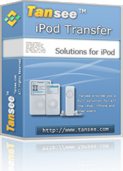 Windows 7 Tansee iPad Transfer 1.5.0.0 full