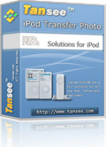 Free download Tansee iPod Transfer Photo