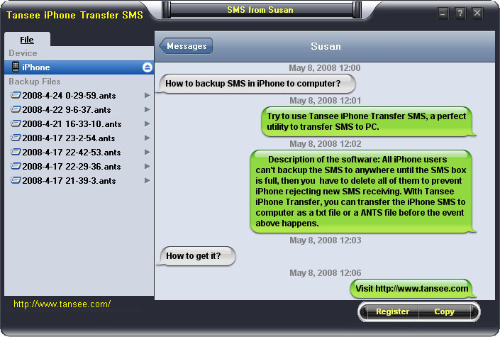 how to transfer messages to new iphone trasferire sms iphone salvare sms iphone 4769