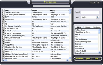 iPod Transfer - Copy iPod Music Video