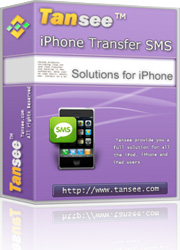 Tansee iPhone Transfer SMS Free Download